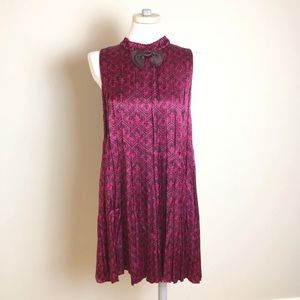 Marc by Marc Jacobs Pleated Swing Dress